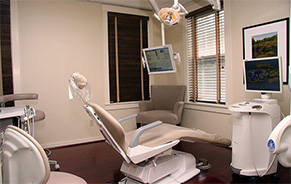 Bolton MA Dentist Amparo David office