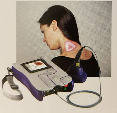 We offer MLS Laser Therapy